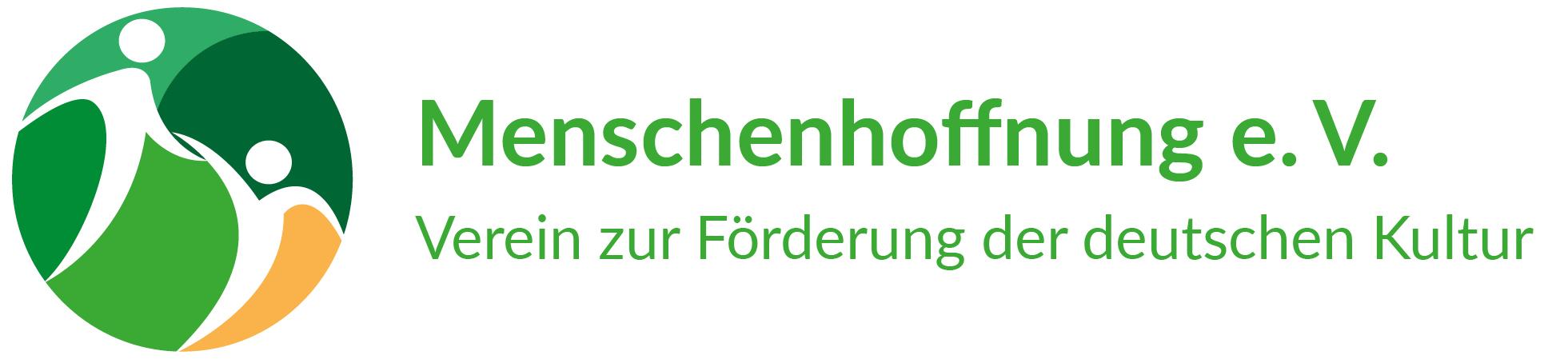 Verein zur Förderung der deutschen Kultur – Menschenhoffnung e.V.